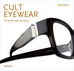 Front cover of Cult Eyewear book