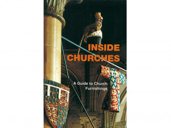 book cover showing hangings in church interior