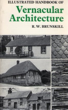 Cover of An illustrated handbook of vernacular architecture